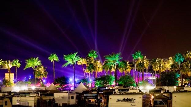 Top Music Festival Camping in North America - Coachella