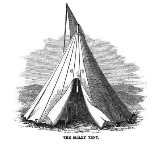 Traditional Sibley Tent