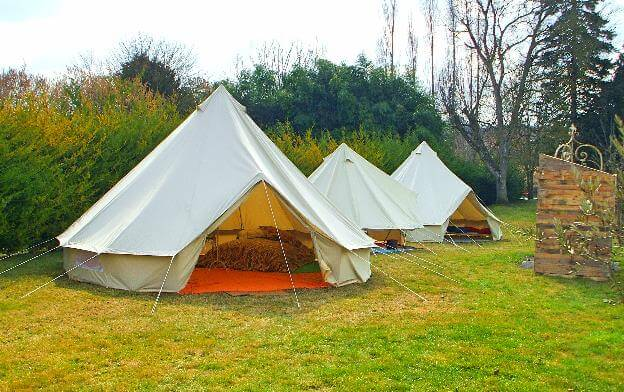 history of the sibley bell tent blog by canvascamp