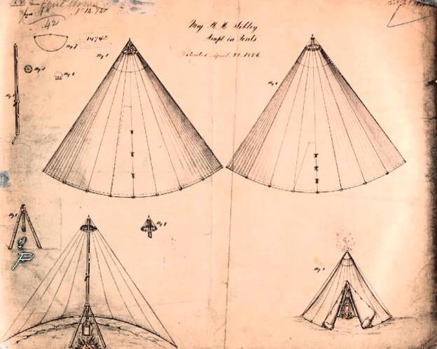 Sibley Tent Design